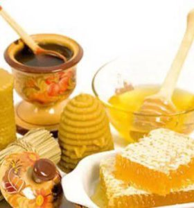 Майский мёд акация