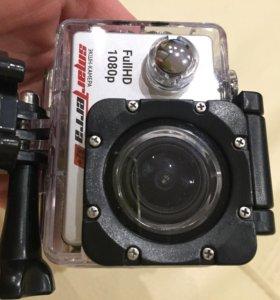 Новая экшн-камера