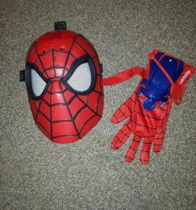 Интерактивная Маска+ перчатка