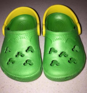 Сабо crocs размер 4/5