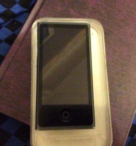 Плеер Apple iPod nano 7 16gb space gray
