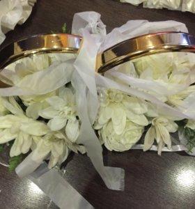 Свадебные украшения,кольца