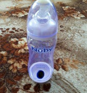 Бутылочка для кормления Nuby
