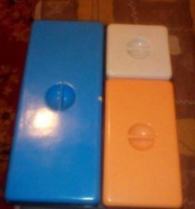 Коробка для мелочей швейных 1970год