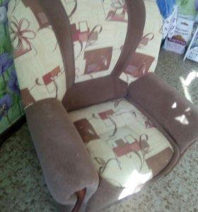 Кресло не раскладывающийся