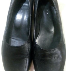 Туфли коженные