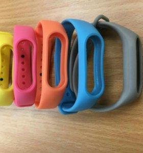 Ремешки для фитнес браслетов