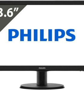 """Монитор Philips / Диагональ 23.6"""" / Full HD / LED"""