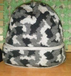 Новая,зимняя мужская шапка.