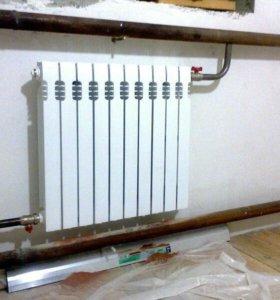 Радиаторы отопления STI Nova 500x10