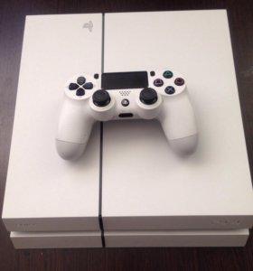 Sony Playstation 4 1Tb White