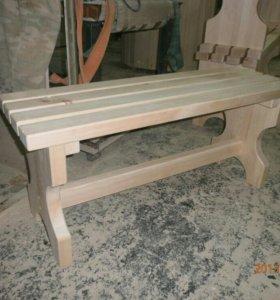 Набор мебели для предбанника