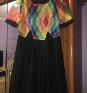 Вечернее платье 44-46 р.