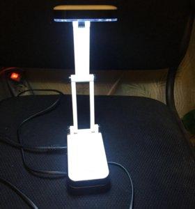 Настольный светодиодная лампа