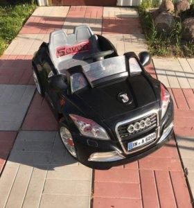 Электромобиль Audi 6200