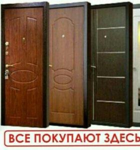 Входная дверь в квартиру с установкой Варяг Е40