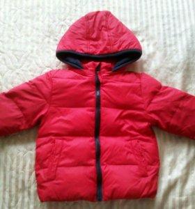 Комбинезон зимний (костюм куртка+штаны)