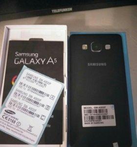 Новый Samsung Galaxy A5 2015