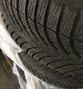 Шины Michelin 225/45 R17 зима