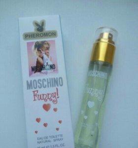 Новый парфюм с ферамонами