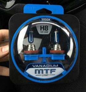Лампы H8/H11 MTF 5000K