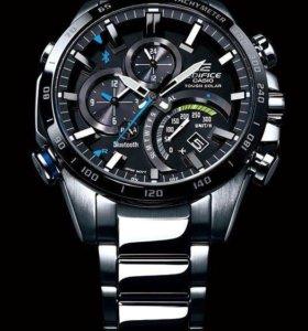 Часы Casio EQB-501XDB-1A