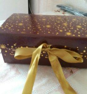 Подарочные упаковки.