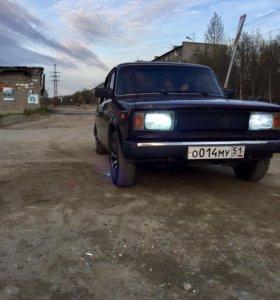 ВАЗ 21054 2008 год.