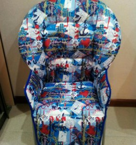 Новый чехол на стульчик.