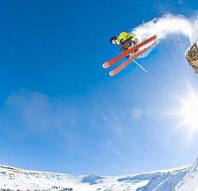 Продам горные лыжи и ботинки