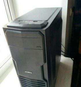 Игровой системник AMD
