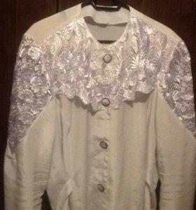 Блуза  размер 50-52