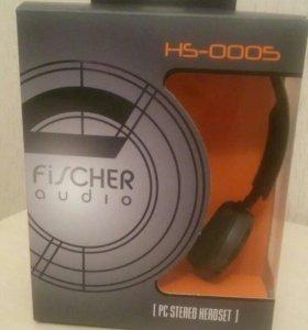 Наушники Fischer HS-0005