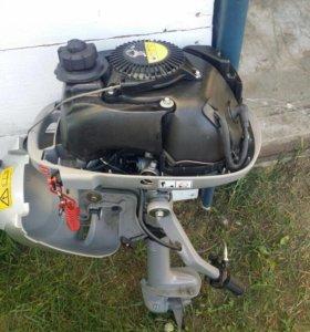 Мотор HONDA 2,3 + лодка