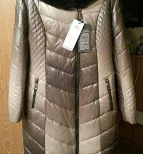 Пальто зимнее (НОВОЕ)