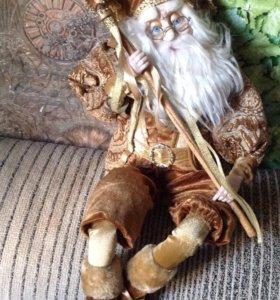 Кукла коллекционная ручной работы