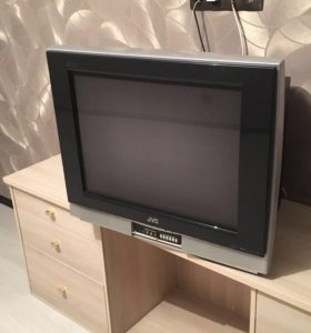 Телевизор JVС плоский экран