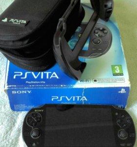 PSVita-1000 WiFi.   Игровая консоль.
