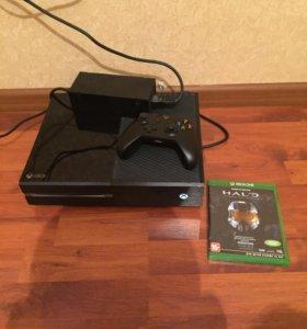 Xbox one + диск