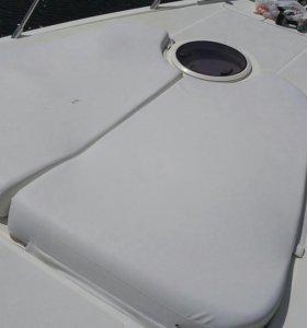 Перетяжка и ремонт яхт, изготовление лежаков.