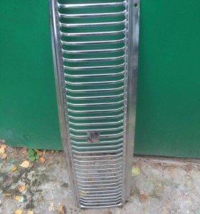 Решетка радиатора газ 3102 хром, новая