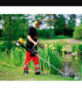 Покос травы качественно и недорого