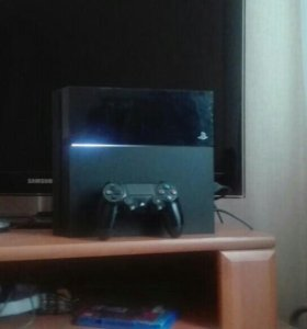 Ps 4 + 11 игр + камера