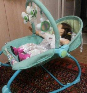 Шезлонг (лежак) для новорожденнвх