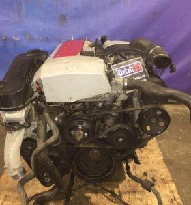 Двигатель M111 для Mercedes Benz.