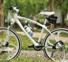 Велосипед BMW белый АКЦИЯ