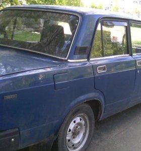 ВАЗ 2107, 2002г.