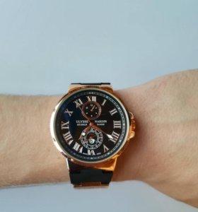 Кварцевые часы ULYSSE Nardin