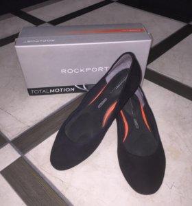 Туфли Rockport (нат.замша)