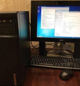Компьютер с монитором комплект
